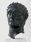 Бронзана глава Цара Константина