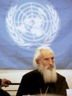 Патријарх Павле на заседању УН